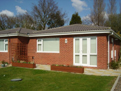 Self catering bungalow in holiday park, 230 Gurnard Pines, Cowes, Isle of Wight