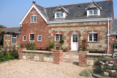 Self catering cottage in rural location, The Barn, Merstone, Isle of Wight