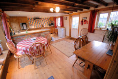 Self catering cottage in rural location