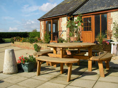 Country cottages with wheelchair access