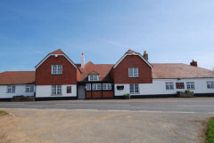 Country pub bed and breakfast on the Isle of Wight, Chequers Inn, Rookley, Isle of Wight
