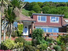 Bed and breakfast accommodation in Bonchurch