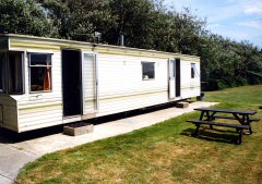 Self catering mobile homes