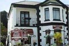 Hotel close to the beach in Shanklin
