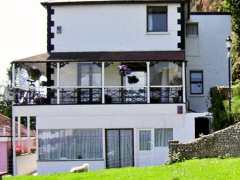 Bed and Breakfast on Shanklin sea front, Ferncliff Hotel, Shanklin, Isle of Wight