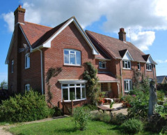 Farmhouse accommodation on the Isle of Wight, Ford Farm House, Whitwell, Isle of Wight