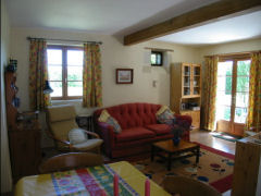 La Petite Esperance and La Petite Soue, 49160 Longue Jumelles, Isle of Wight. Holiday cottages in France