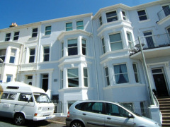 Self catering in Ventnor Isle of Wight, 8 Hambrough House, Ventnor, Isle of Wight