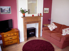 Self catering cottage in Totland, Isle of Wight