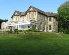 Country House Hotel in Shanklin, Isle of Wight, Luccombe Manor Country House Hotel, Shanklin, Isle of Wight