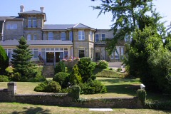 Luxury hotel with 2 pools and health spa, Melville Hall Hotel, Sandown, Isle of Wight