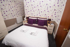 Parkway Hotel, Shanklin, Isle of Wight. Bed and breakfast and guesthouse