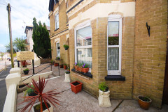 Private hotel, Ryedale, Shanklin, Isle of Wight