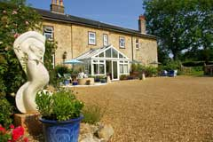 Friendly B&B and self catering in the West Wight