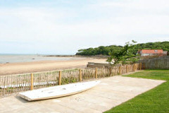 Self Catering in Seagrove Bay