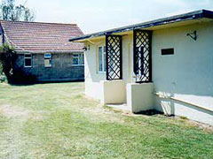 Self catering holiday bungalows, Seawinds, Totland, Isle of Wight