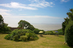 Woodcliffe Holiday Apartments, Ventnor, Isle of Wight. Holiday Appartments in St Lawrence, Isle of Wight